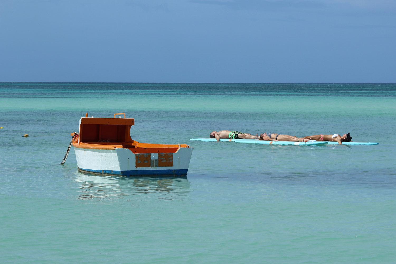 Aruba The difference between Marriott Aruba Ocean and Surf Club! Aruba timeshare resort